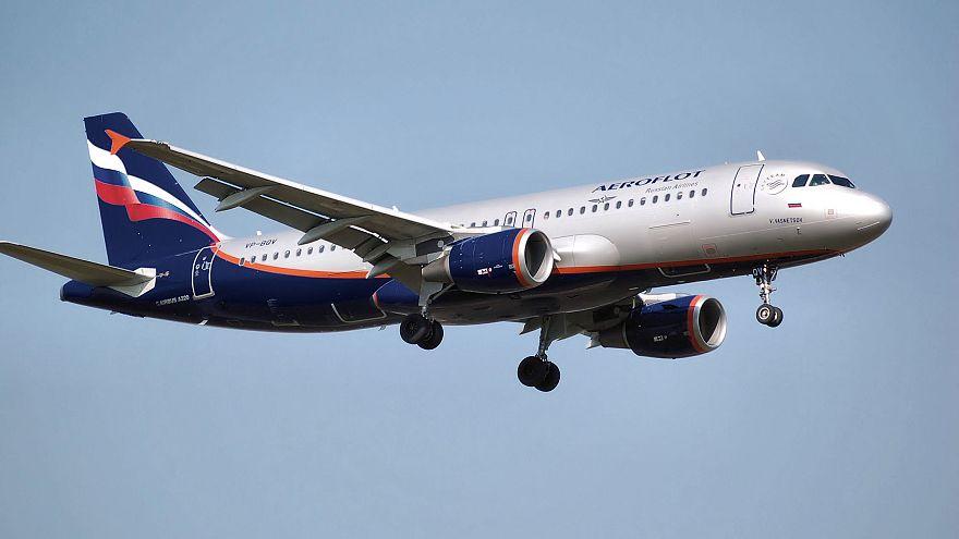 محاولة خطف طائرة روسية وتحويل وجهتها إلى أفغانستان