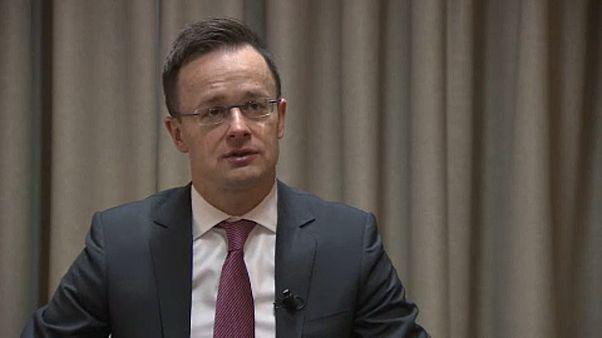 Szijjártó Péter: Magyarország nem tart az uniós források elvesztésétől