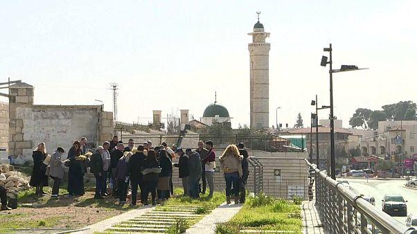 فيديو: أرض الرئيس الفلسطيني الراحل عرفات في القدس التي حجزتها محكمة إسرائيلية