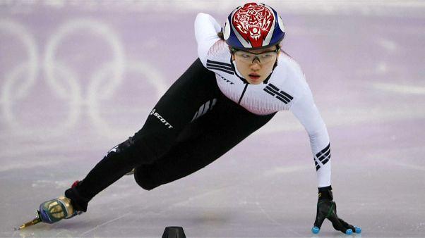 Zaklatták a dél-koreai korcsolyázókat