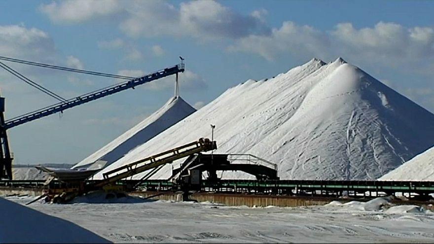 Торревьеха: соль Европы