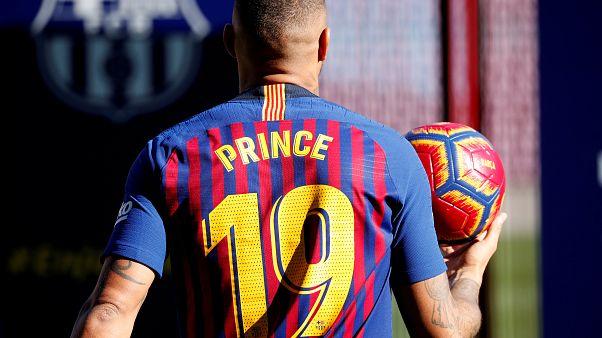 Après le Roi, le Barça s'offre le Prince