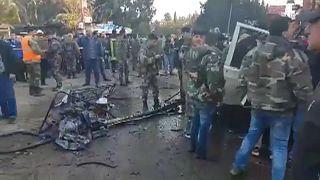 سوريا: قتيل و14 جريحا في انفجار سيارة مفخخة في مدينة اللاذقية