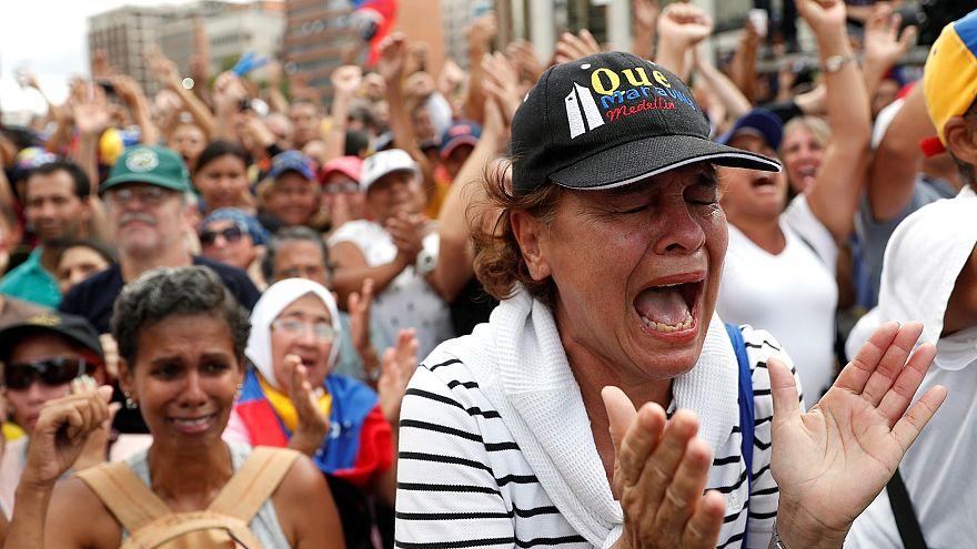 ¿Está Venezuela al borde de un golpe de Estado?