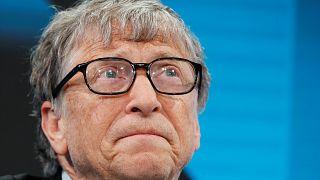 Bill Gates talks global health at World Economic Forum in Davos