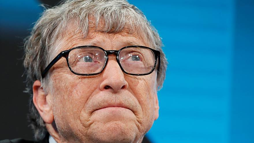 Bill Gates talks global health at World Economic Forum in Davos