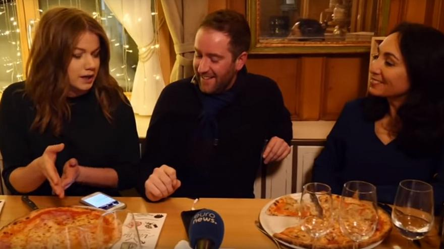 Sasha, Darren and Isabelle: Davos After Hours