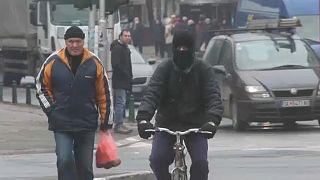 Fullasztó szmog Macedóniában