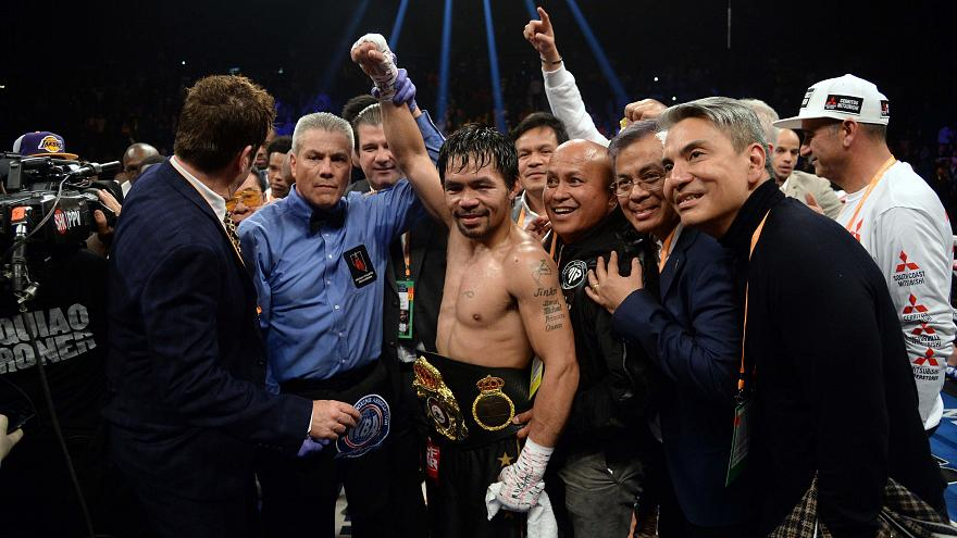 """Manny Pacquiao non molla: """"Ora voglio Mayweather"""""""