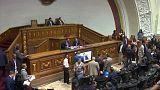 El Parlamento de Venezuela asume las competencias del Ejecutivo
