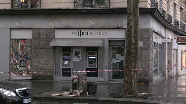 Bankrablás Párizsban