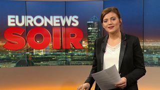 Euronews Soir : l'actualité du 22 janvier