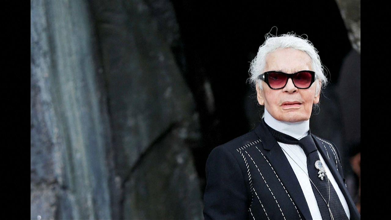 Lagerfeld, el gran ausente del desfile de Chanel