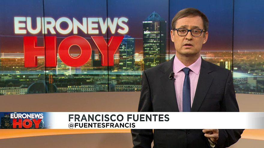 [Euronews Hoy 22/01] Las claves informativas del día