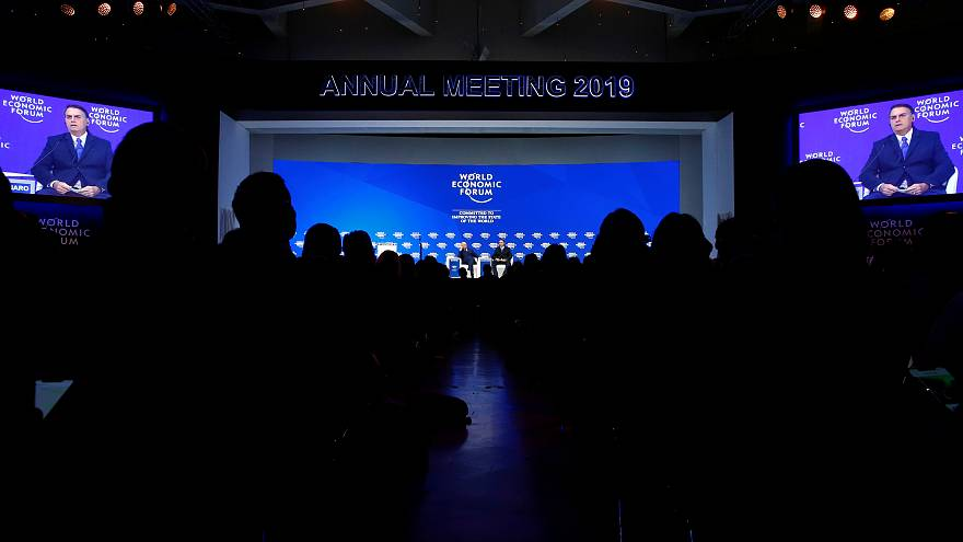 "Davos: ""l'invasione"" dei Global Shapers, gli under 30 del Gotha economico"
