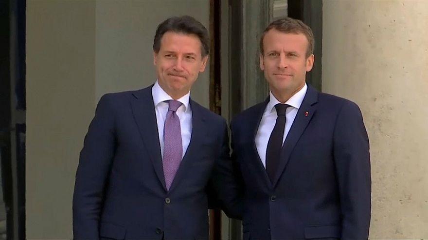 France-Italie : la grande dispute