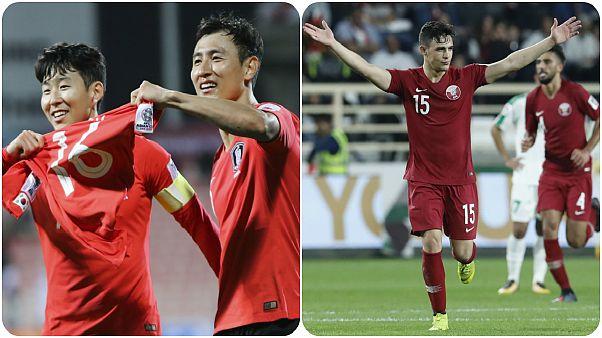 جام ملتهای آسیا؛ کره جنوبی و قطر جواز صعود دریافت کردند