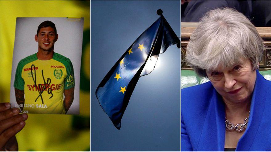 Brexit warning; Sala plane search; and EU golden visa warning | Europe briefing