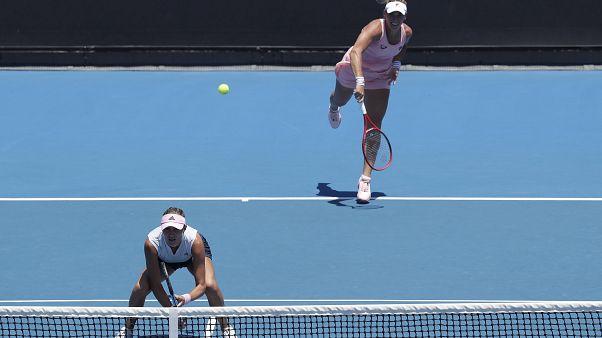 Babos Tímea döntős az Australian Openen