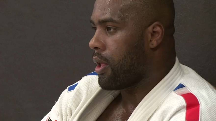 Le retour de Teddy Riner : objectif médaille d'or de judo à Tokyo 2020