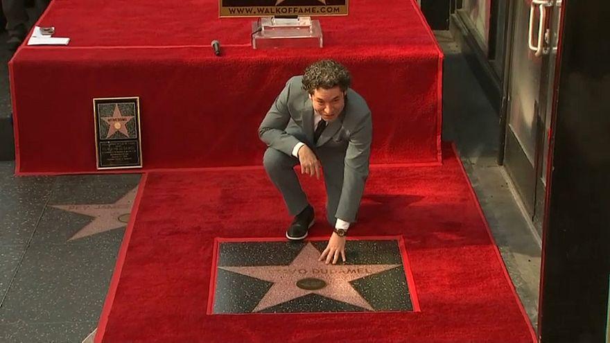 El primer venezolano de la historia en conseguir una estrella en el Paseo de la Fama de Hollywood