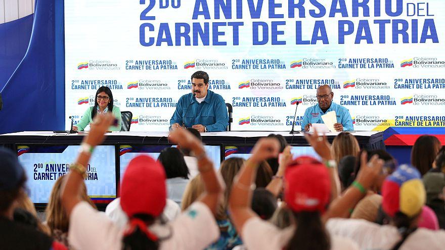 Maduro ordena revisar las relaciones de Venezuela con EEUU ante el comunicado de Pence
