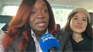 Who's on the Davos Bus? Networkers, 'global shapers', and 'the best bus ride in Davos ever!'
