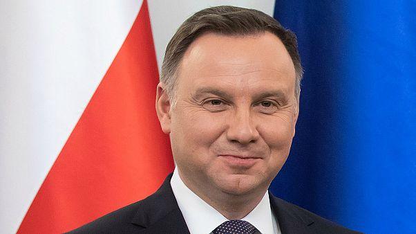 آندرزیج دودا، رئیس جمهور لهستان