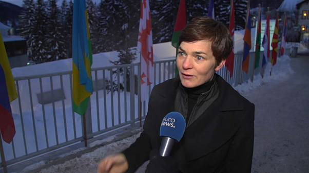 À Davos, l'économie circulaire s'invite dans les débats