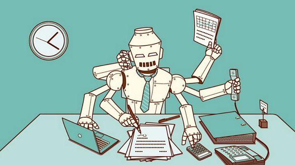 Çalışma dünyasında geleceğe dair en çok sorulan soru: İşimi bir robot mu alacak?
