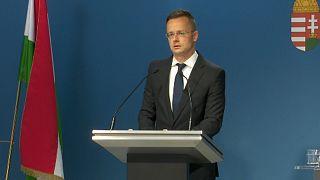 Hungria contra debate no Parlamento Europeu