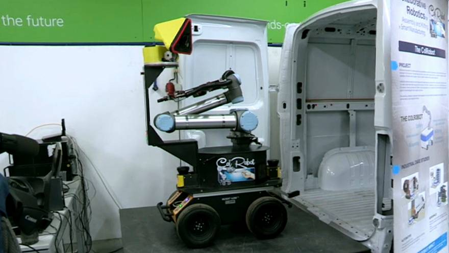 """ColRobot"" promete aproximar humanos e robots"