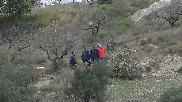 La tensa espera de los mineros en el tramo final del rescate de Julen en Totalán
