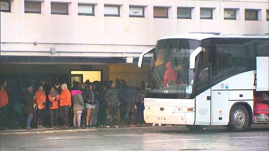 Ciao migranti, chiude il CARA di Castelnuovo di Porto