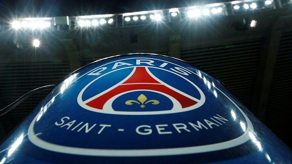Logo von Paris Saint-Germain