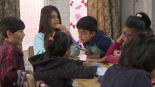 Chile abre el primer colegio para niños trans del continente