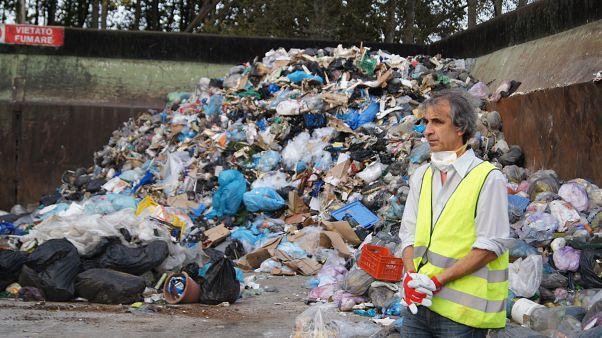 Avrupa'nın çöp şampiyonları Danimarka, Kıbrıs ve Almanya