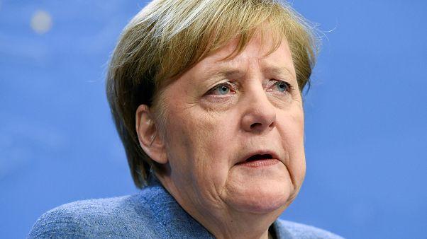 Davos 2019: Angela Merkel llama a reforzar la cooperación. Vuelve a ver el discurso