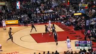 "НБА: ""Торонто Рэпторс"" одержал победу над ""Сакраменто Кингз"""