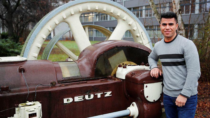 Pedidos de asilo na Alemanha estão em queda