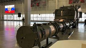 Russland präsentiert umstrittene Raketen