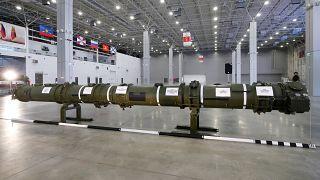 Прототип ракеты 9М729, которую США считают нарушением ДРСМД