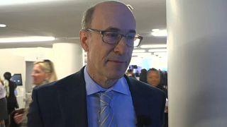 """Davos: """"Frankfurt y París no pueden destronar a la City londinense"""""""
