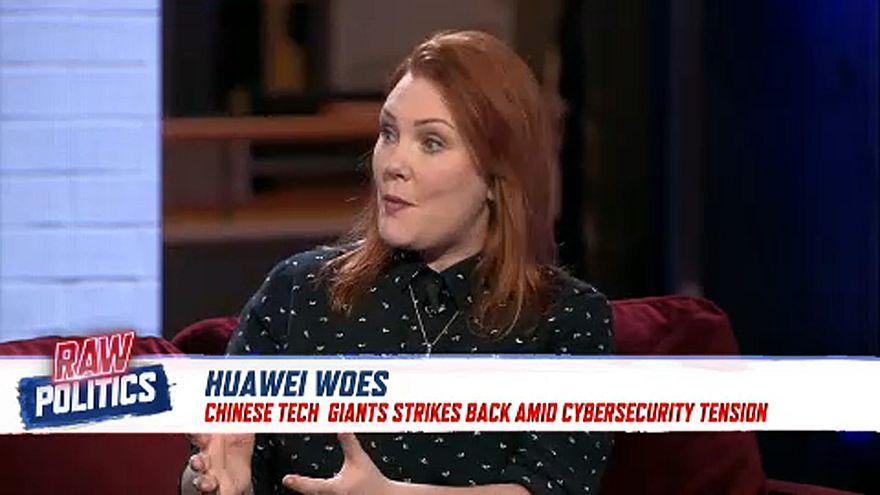 Raw Politics: Huawei retaliates against government restrictions