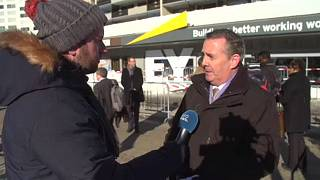 Raw Politics: UK Trade Minister Liam Fox says government looking for a compromise on backstop