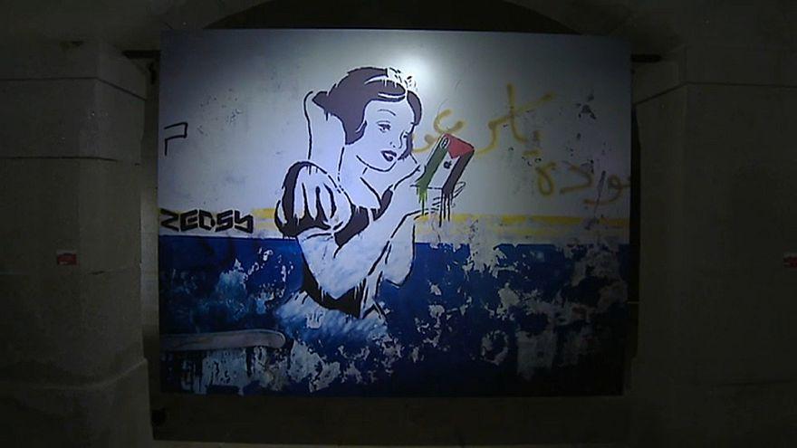 L'univers de Banksy en photos