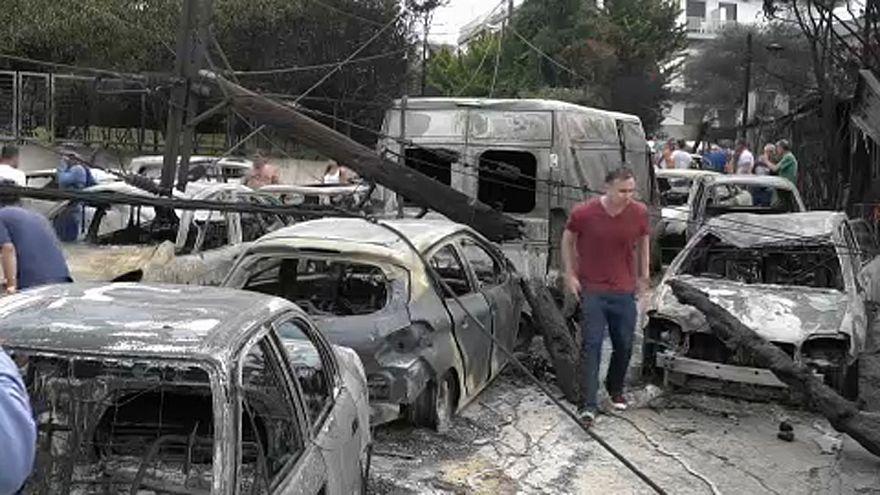 """""""Nem felejtünk"""" - fél éve volt a görög tűzvész"""