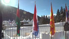 Liam Fox in Davos: Handel vor Politik