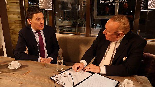 David Miliband reflexiona sobre la salud de la socialdemocracia