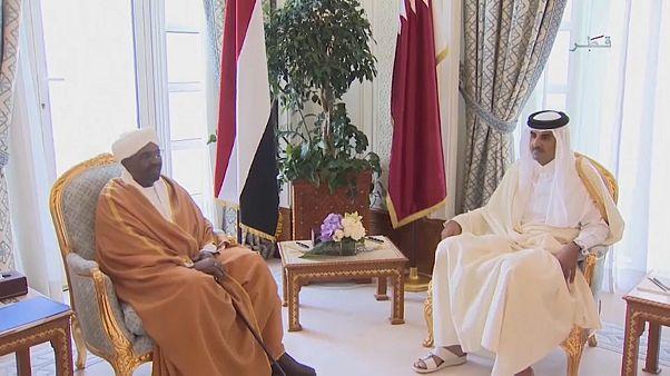 مع ارتفاع وتيرة الاحتجاجات ضده.. قطر تعلن مساندتها للرئيس السوداني البشير
